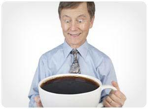 weltweit größte Kaffeetasse