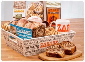zabar's babka & rugelach crate