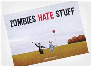 Zombies hassen Zeug