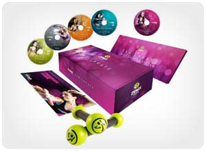 zumba fitness system