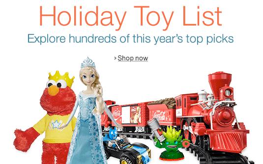 hot toys list