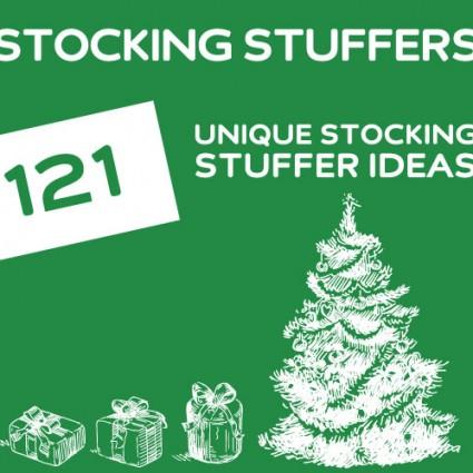 121 Unique Stocking Stuffer Ideas Dodo Burd