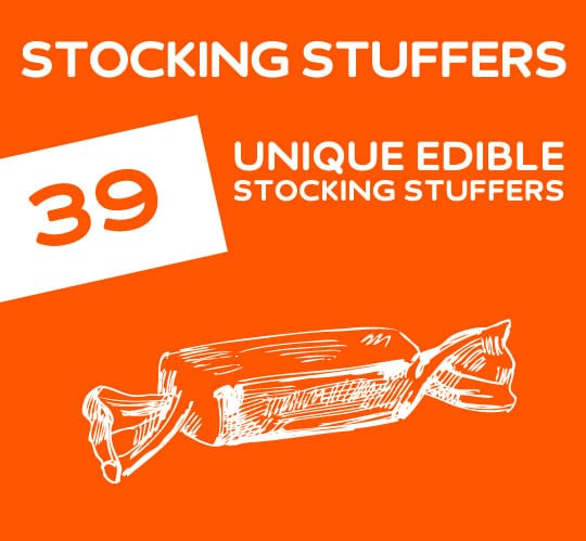 Great List With Unique Tasty And Just Plain Weird Edible Stocking Stuffers Have
