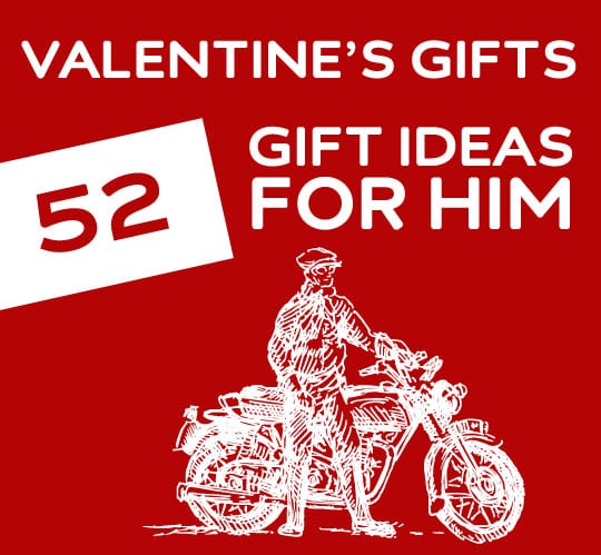 52 unique valentine 39 s day gifts for him of 2018 dodo burd for Small valentines gifts for him