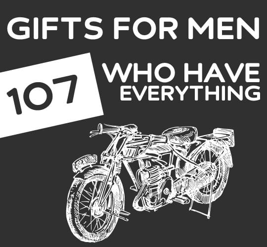 Clever Gifts for Men