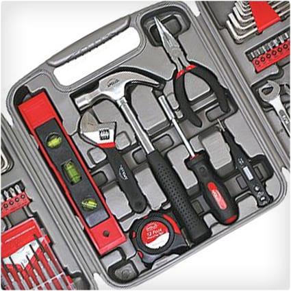 53-Piece Household Tool Kit