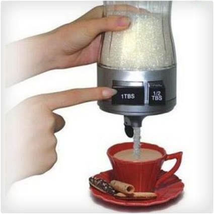 Automatic Sugar Dispenser