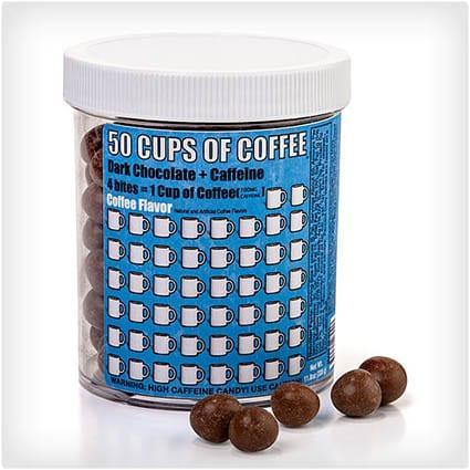 Caffeinated Candy