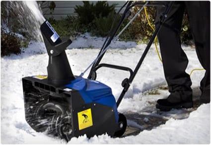 Cordless Snow Blower