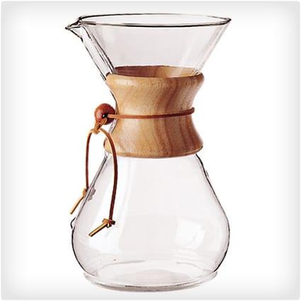 Filter-Drip Coffee Maker