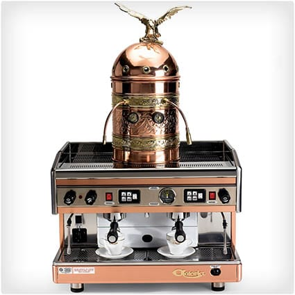 Genuine Italian Astoria Dual Espresso Machine