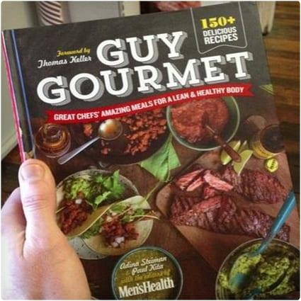 Guy Gourmet Recipe Book
