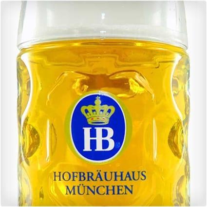 Hofbrauhaus Munchen Authentic Beer Stein