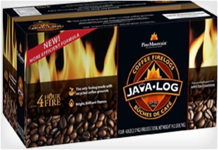 Java-Log Firelogs
