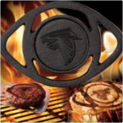 NFL Meat Brander