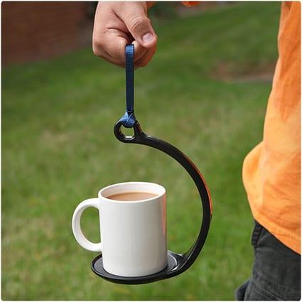 No-Spill Mug Holder