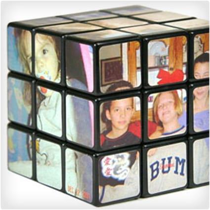 Personalized Photo Rubik's Cube