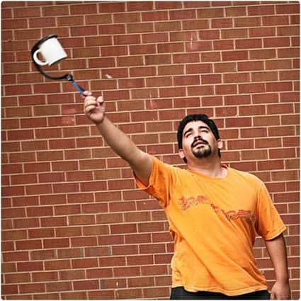 SpillNot No-Spill Coffee Mug Holder