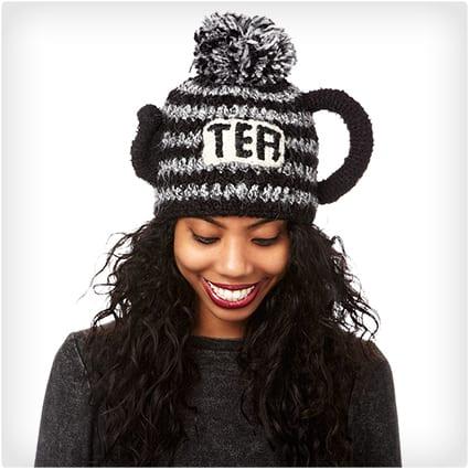 Tea Pot Hat