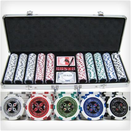 Ultimate Poker Chip Set