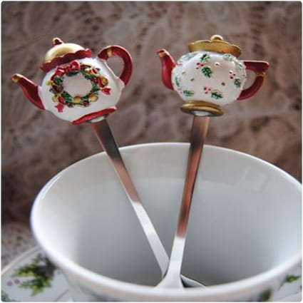 Unique Tea Spoons