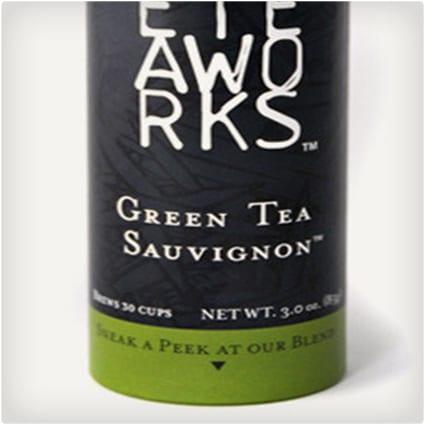 Wine-Inspired Teas
