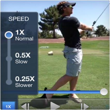 Wireless Golf Swing Analyzer
