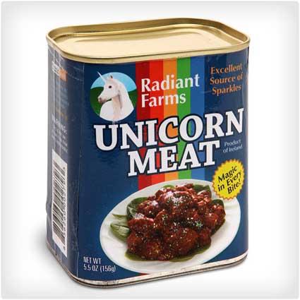 בשר חזיר משומר