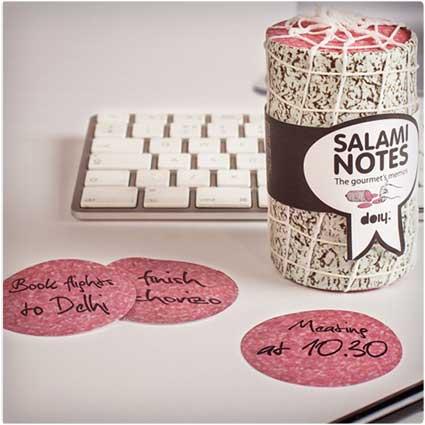 salami notes