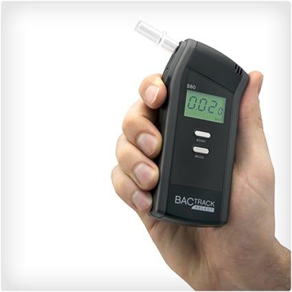 BACtrack Breathalyzer