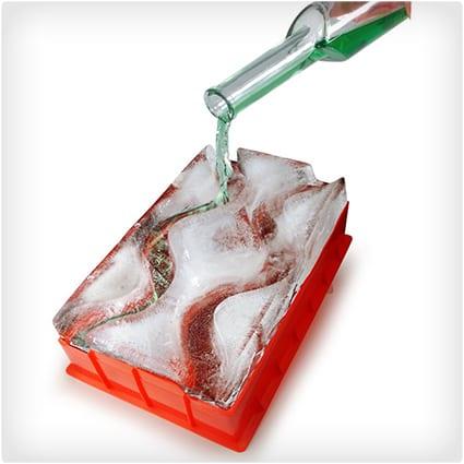 Barbuzzo Ice Luge