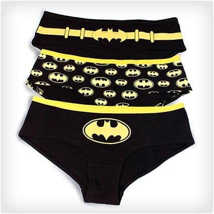 Batgirl Hipster Panties