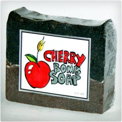 Cherry Bomb Soap