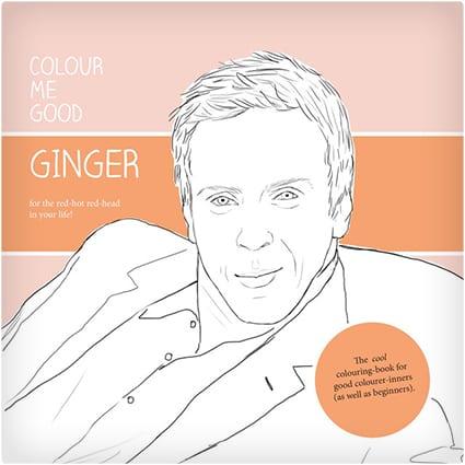 Colour Me Ginger