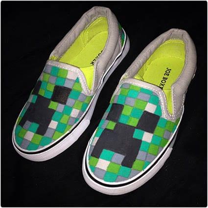 Creeper Slipon Shoes