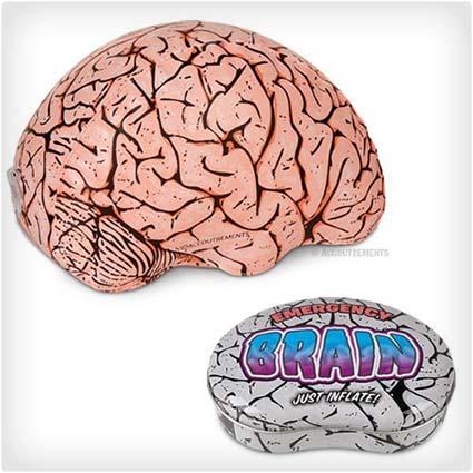 חירום מתנפחים המוח