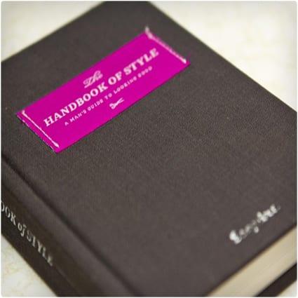 Esquire Handbook of Style