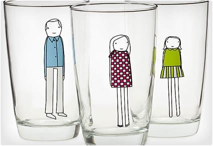 Family Glassware