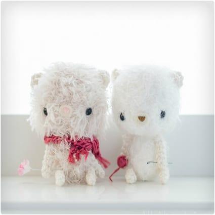 Fuzzy Fluff Bears