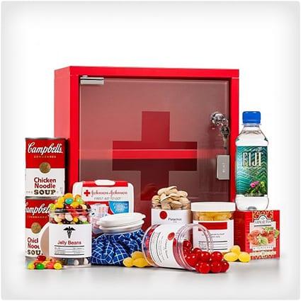 Get Well Medicine Cabinet