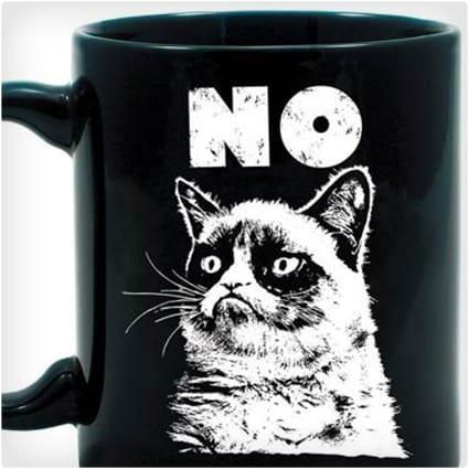 Grumpy Cat No Mug