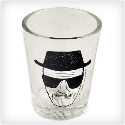 Hesenberg Shot Glasses