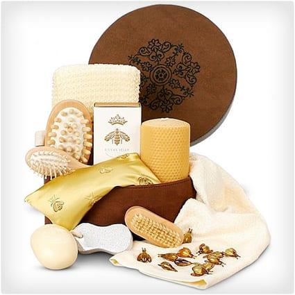 Honey Spa Treatment