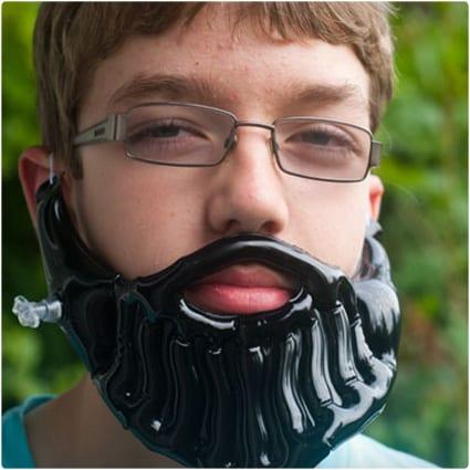 Inflatable Beard