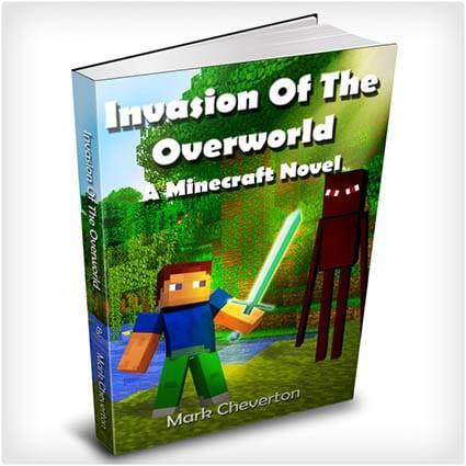 Invasion of the Overworld Minecraft Novel