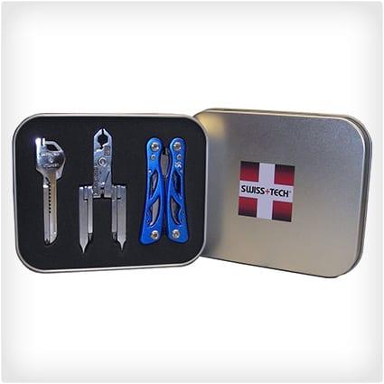 Key Ring Multi-Function Tools