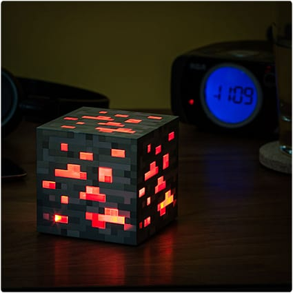 Light-Up Redstone Ore
