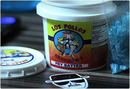 Los Pollos Hermanos Fry Batter Mini Bucket
