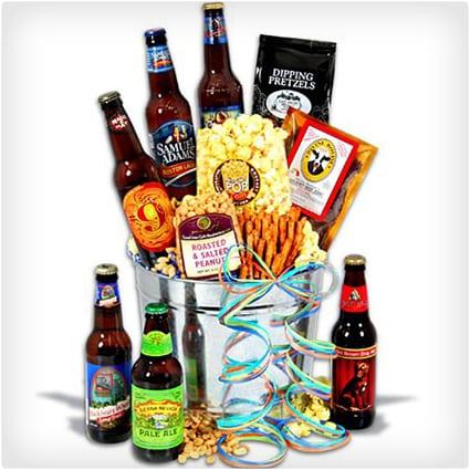 Microbrew Beer Bucket