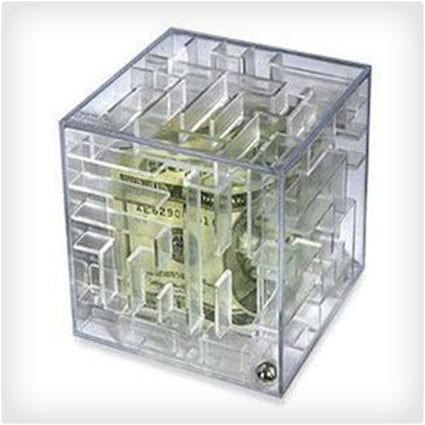 Money Maze Game